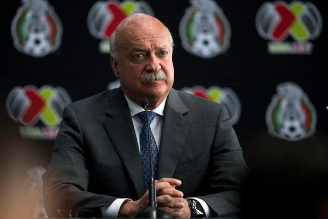 Enrique Bonilla anunció el inicio de la Liga de Expansión