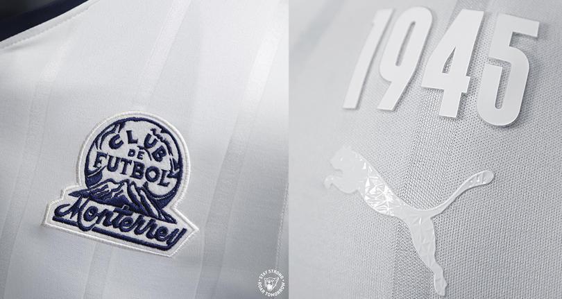Jersey conmemorativo de Monterrey 75 aniversario