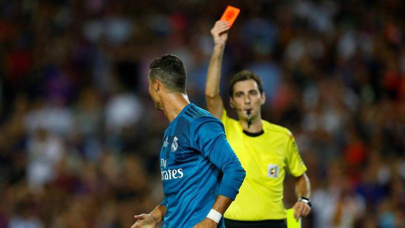 Falta de público aumenta las expulsiones por reclamos en Serie A