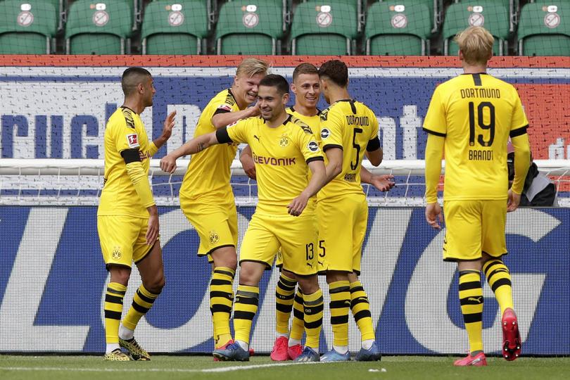 El Dortmund sufrirá pérdidas económicas