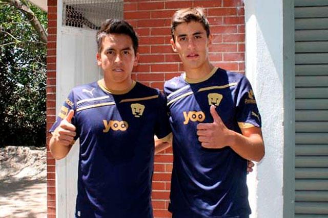 Eduardo Gámez y Josecarlos Van Rankin
