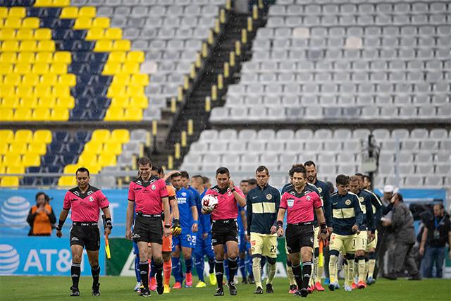 La Liga MX dio a conocer el protocolo en los estadios para el Apertura 2020