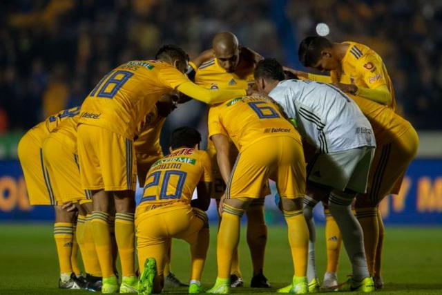 Tigres confirmó baja para la Copa por México