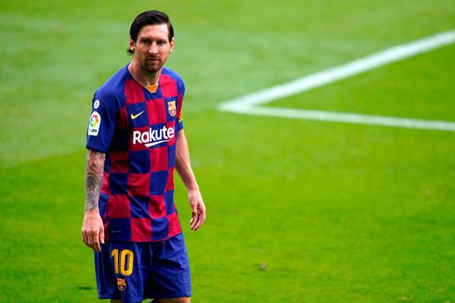 Lionel Messi dejaría al Barcelona en 2021