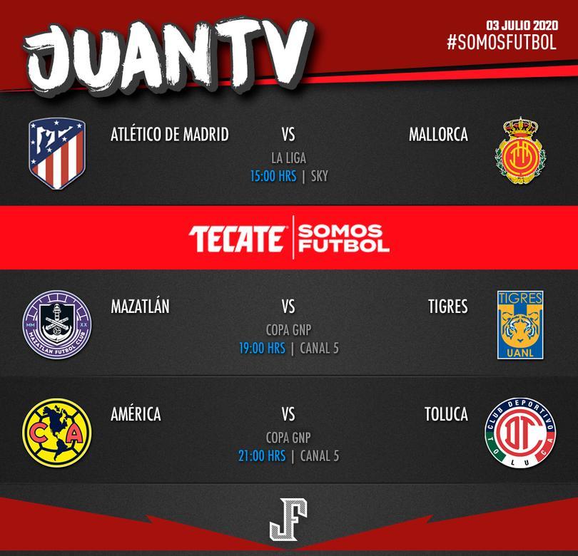 JuanTV viernes 3 de julio de 2020