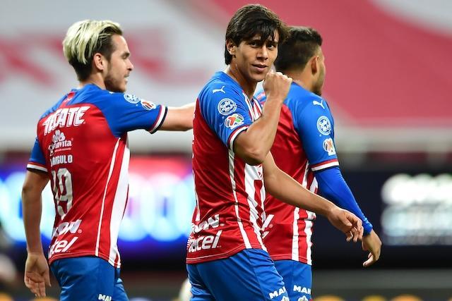 Chivas le ganó 2-0 al Atlas en la Copa GNP