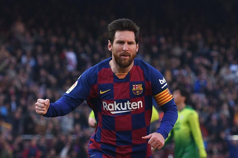Messi podría llegar a la MLS.