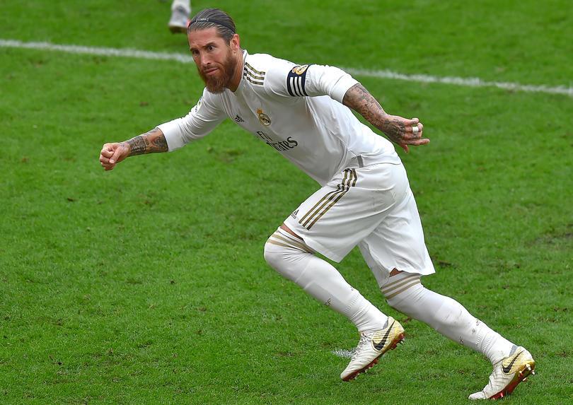 Sergio Ramos defiende al Real Madrid sobre los penales.