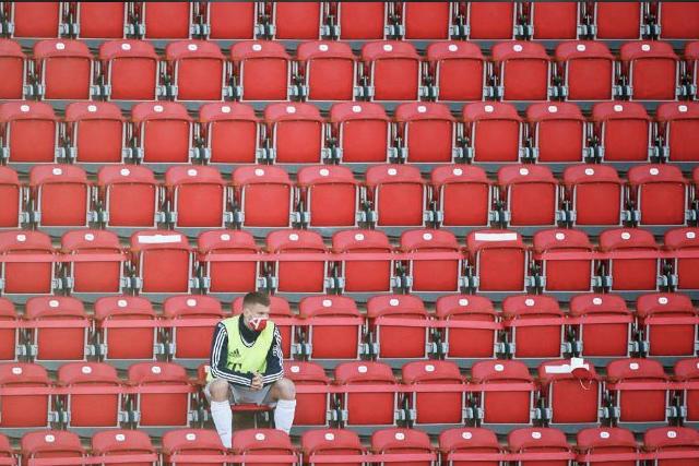 """El futbol europeo sufre un """"shock sísmico"""" y pérdidas de 4 mil millones de euros"""