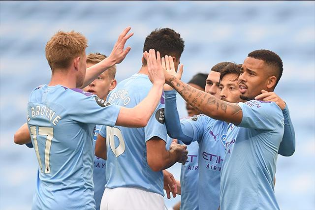 Manchester City consiguió un nuevo récord en la Premier League