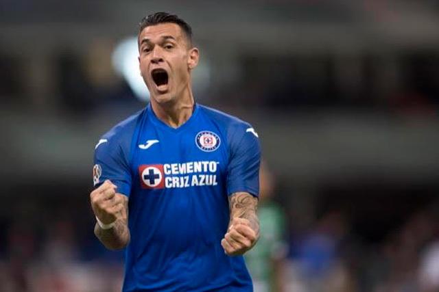 Milton Caraglio regresa a las convocatorias de Cruz Azul