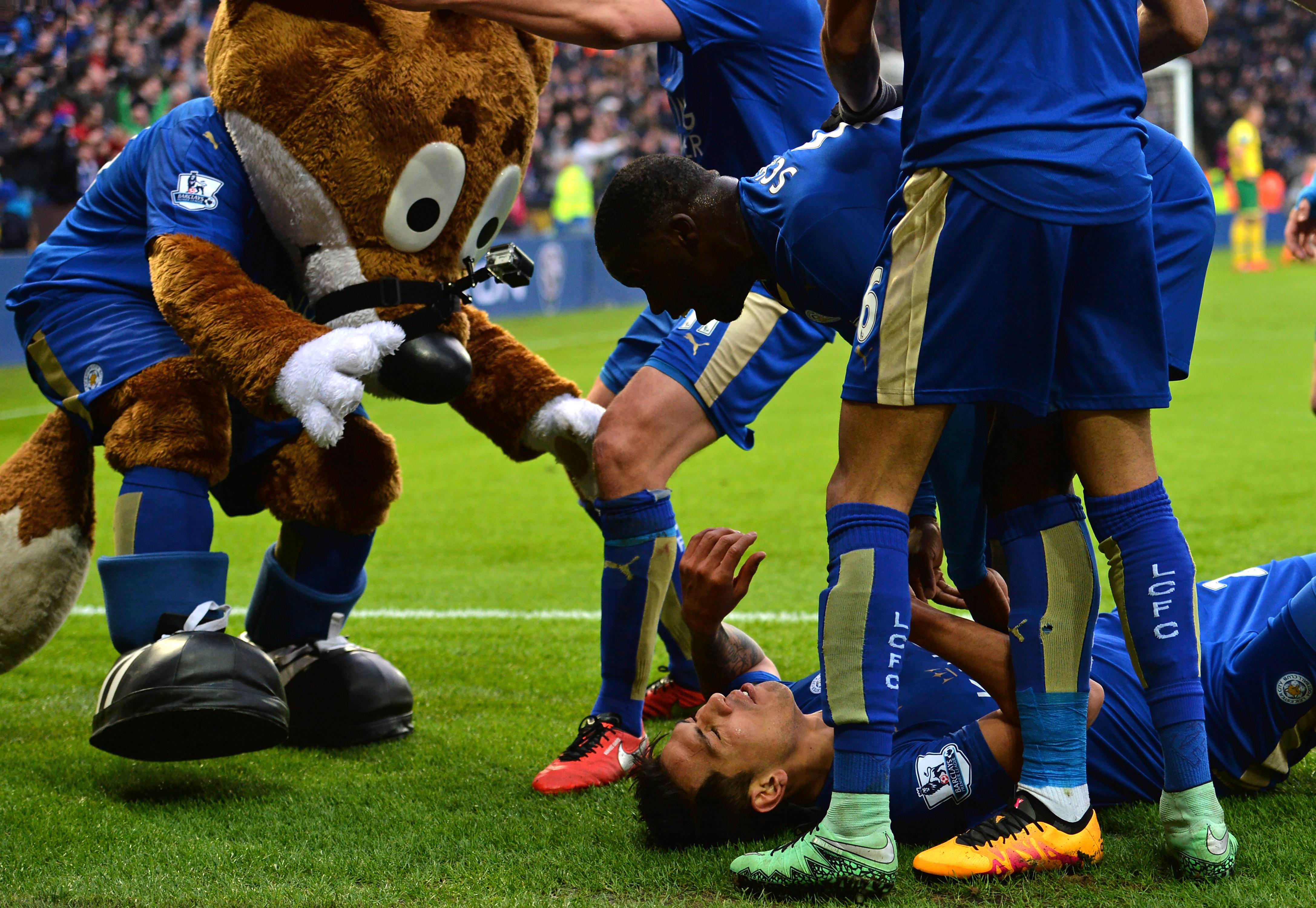 Ranieri habla sobre las posibles bajas del Leicester