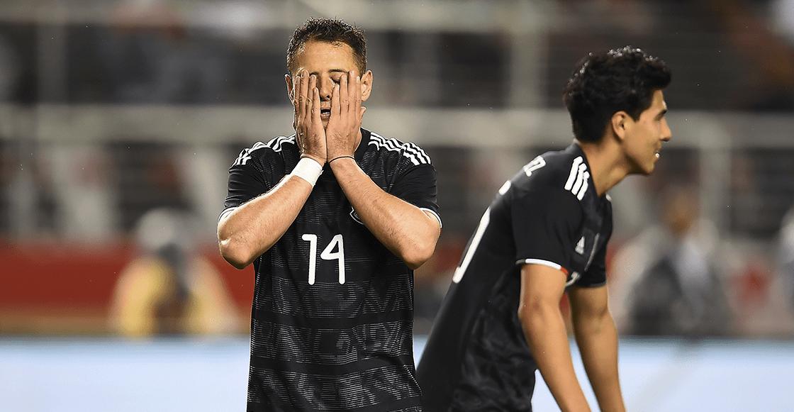 Javier Hernández ya no sería del agrado de algunos patrocinadores del Tri - juanfutbol