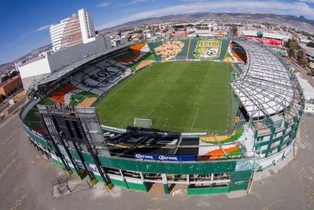 León anuncia que regresa al estadio Nou Camp a partir de la jornada 16 del Guard1anes 2020