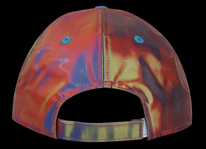 Las gorras conmemorativas de Volver al Futuro