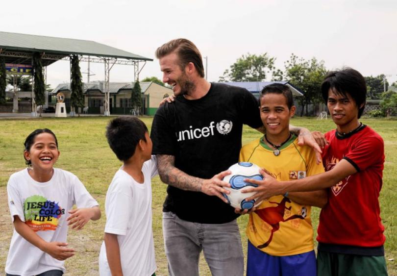 Estrellas confirman asistencia para el 'Match for Children' de David Beckham en Old Trafford