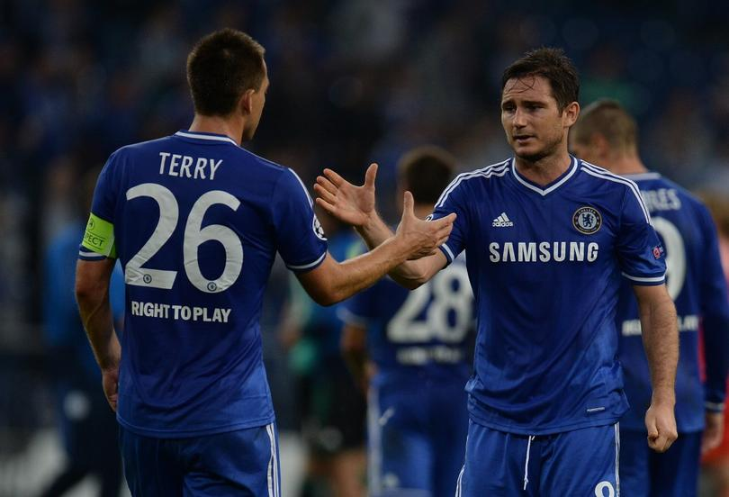 La carta de despedida de Terry a Lampard