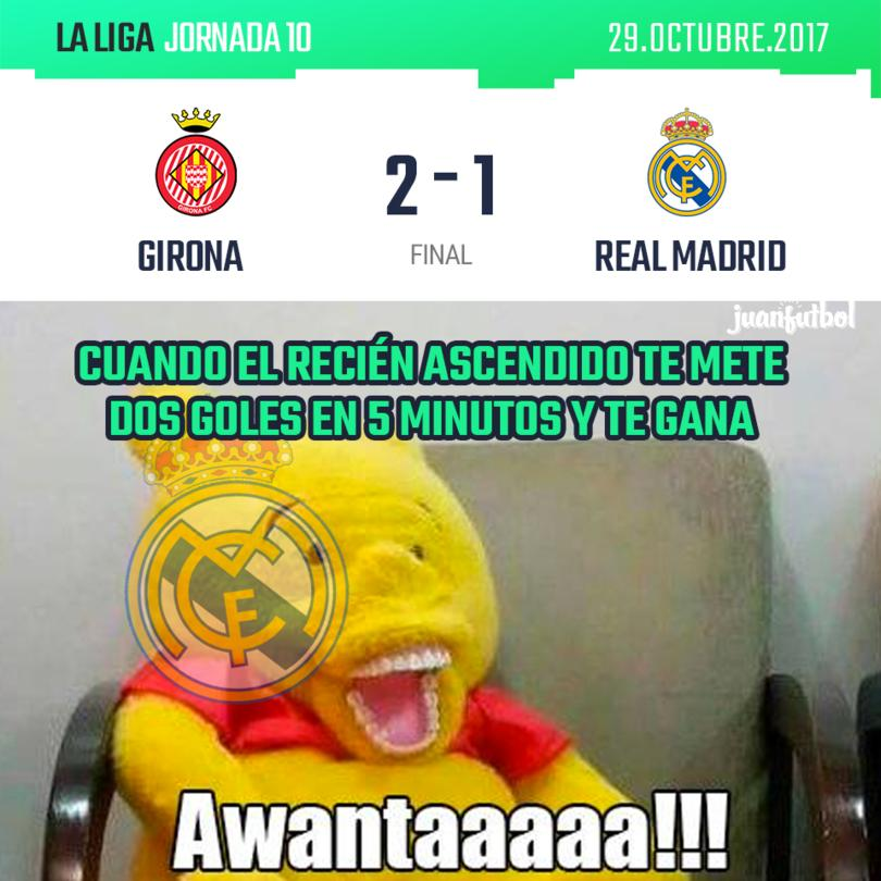 Real Madrid vs. Girona