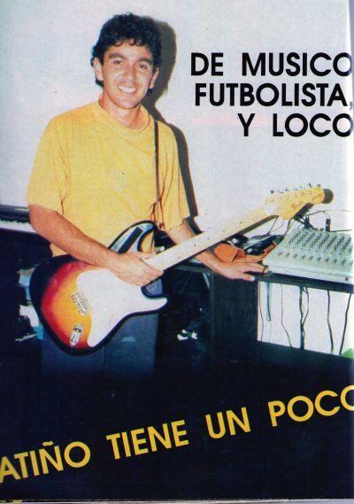 David Patiño, un rockero de corazón