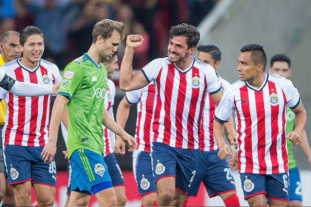 Chivas vs Sounders