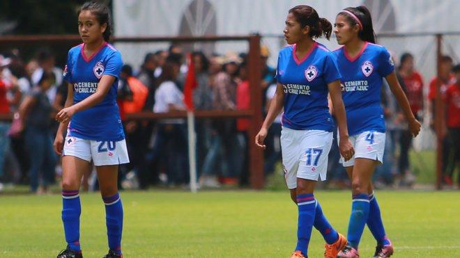 Cruz Azul femenil