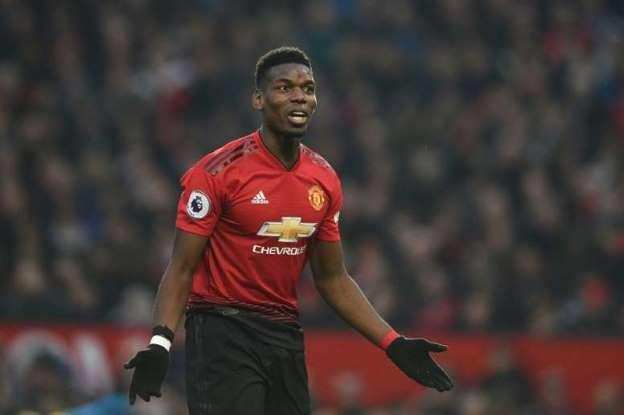 Paul Pogba no llegó al Real Madrid