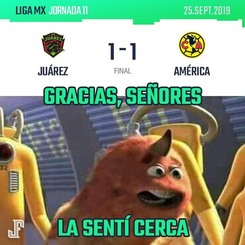 Memes Del America Vs Juarez