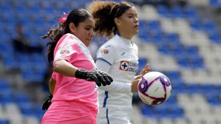 Puebla vs Cruz Azul Femenil