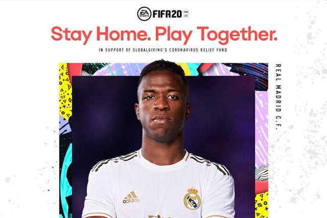 Vinicius Jr. representará al Real Madrid en la Stay and Play Cup