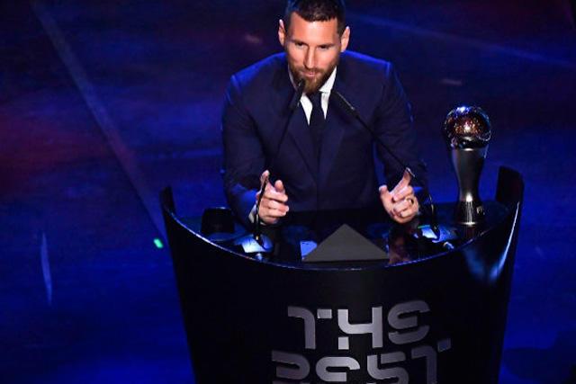 La FIFA entregará The Best de forma virtual