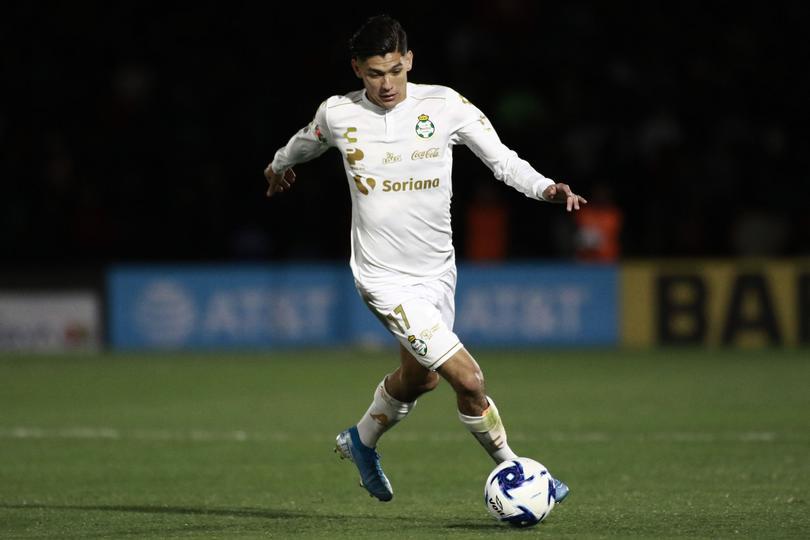 Gerardo Arteaga es nuevo jugador del Genk de Bélgica