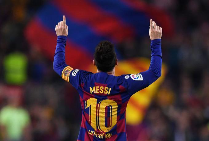 Messi llegaría al Newcastle, un príncipe pondría el dinero necesario.