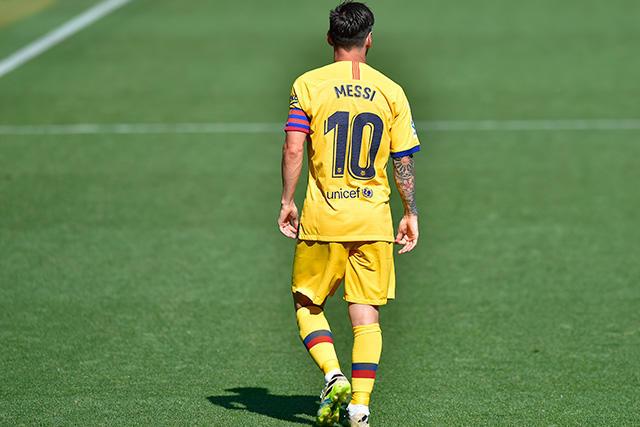 Lionel Messi estrenará unos zapatos espectaculares en la Champions League