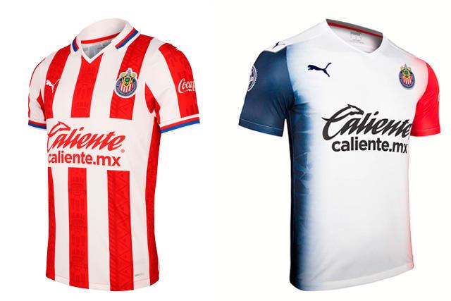 Jerseys de Chivas 2020-21