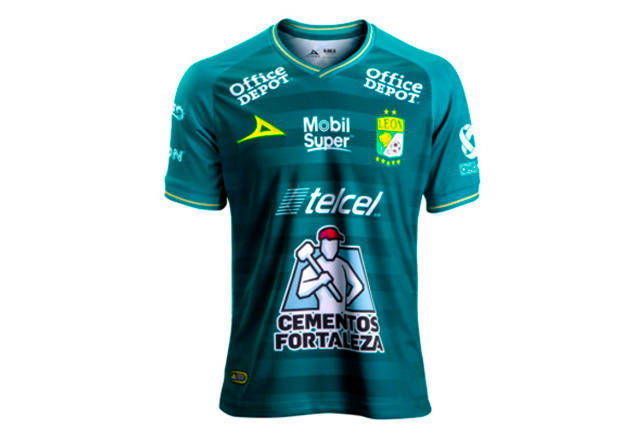 Jersey local León 2020-21