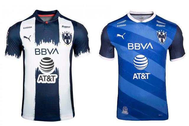 Jerseys Monterrey 2020-21