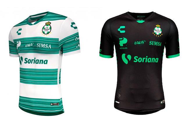 Jerseys Santos 2020-21