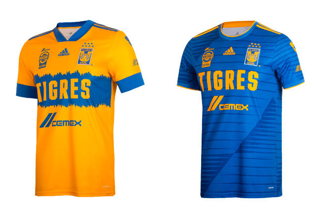 Jerseys Tigres 2020-21