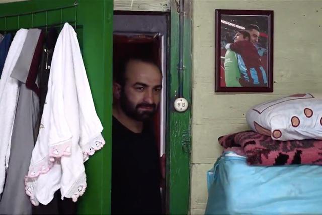 La emotiva presentación de la playera del Trabzonspor