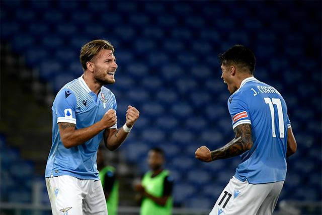 Ciro Immobile llega a 35 goles y toma el primer lugar por la Bota de Oro