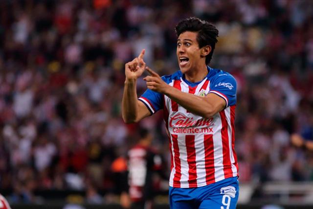 JJ Macías podría ser el remplazo de Willian José en la Real Sociedad