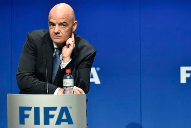 Gianni Infantino es investigado por la fiscalía de Suiza