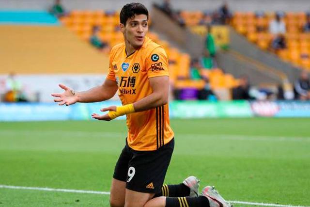 Raúl Jiménez ya tendría sustituto en el Wolverhampton
