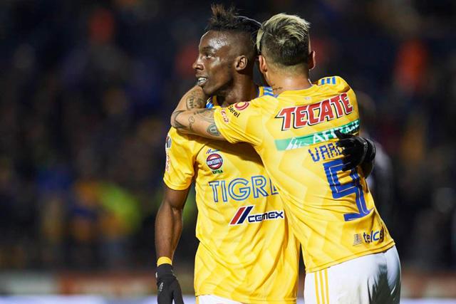 Julián Quiñones es uno de los futbolistas eliminados de la convocatoria de Tigres
