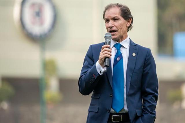Jaime Ordiales se queda como máxima autoridad deportiva en Cruz Azul