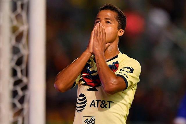 Giovani Dos Santos se suma a las bajas por lesión en América