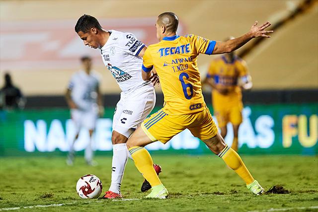 Tigres y Pachuca empataron a uno en la Jornada 2 del Guard1anes 2020