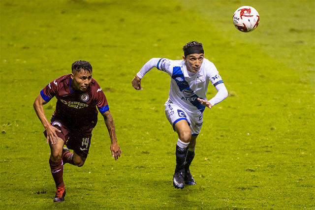 Puebla y Cruz Azul empataron a uno en la Jornada 2 del Guard1anes 2020