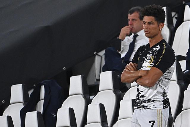 Cristiano Ronaldo se queda sin premios individuales en la Serie A