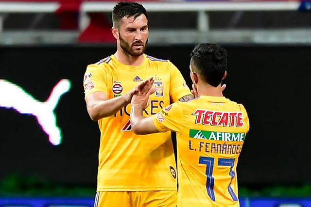Tigres jugará con Leo y Gignac de inicio por primera vez en partido oficial